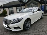 Аренда для мероприятия Mercedes-Benz s600 w222 белого/черного цвета.