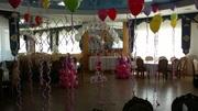 Воздушные шары  в Астане