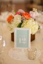 Номерки на столы гостей,  оформление свадеб,  аренда в Алматы